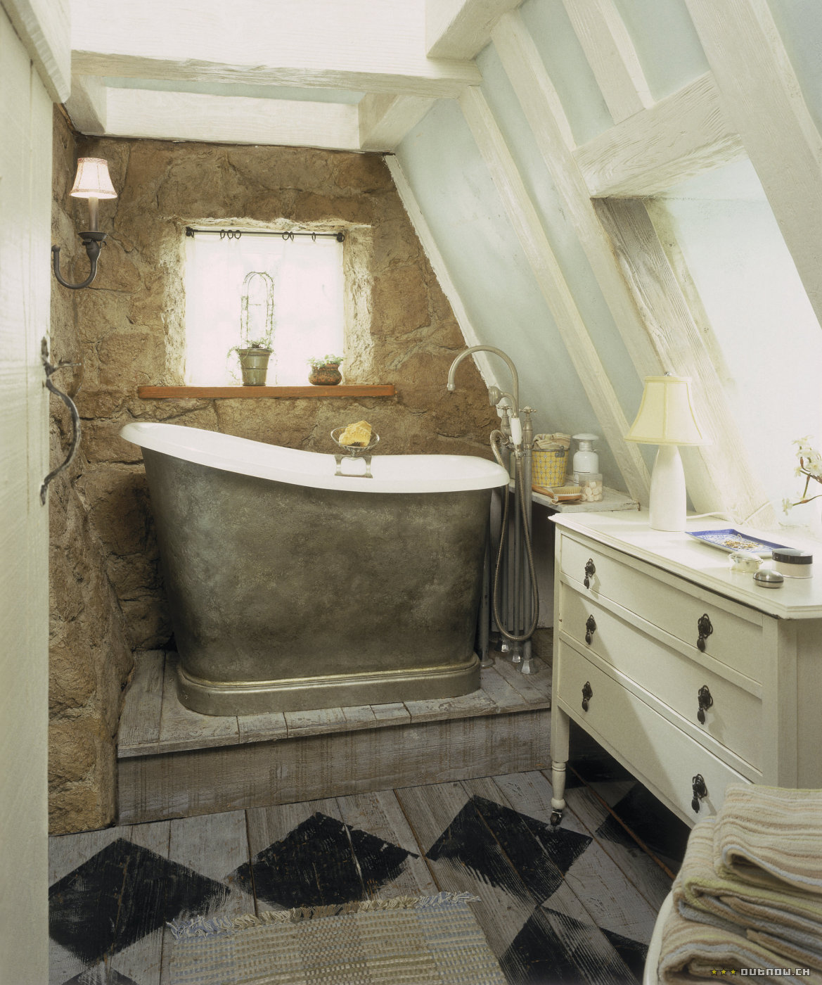 From the movie the holiday heavensgraphix for English cottage bathroom ideas